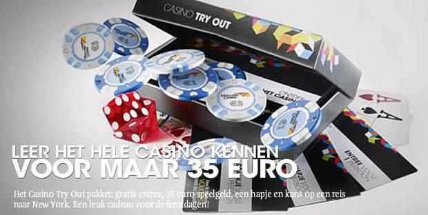 Holland Casino Pakket
